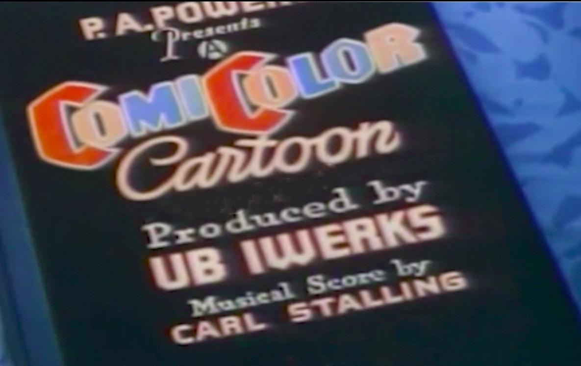 Comi Color - Ub Iwerks