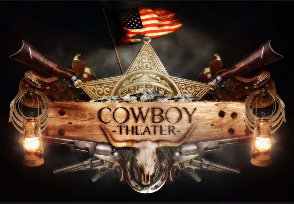 Cowboy Theater Trailers