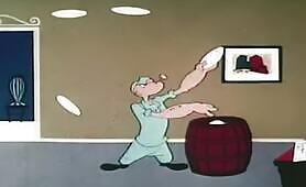"Popeye - ""A Haul In One"" (5:55)"