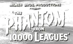 Phantom from 10,000 Leagues : Starring Kent Taylor