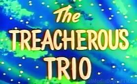CB27-PR- The Treacherous Trio- PREVIEW