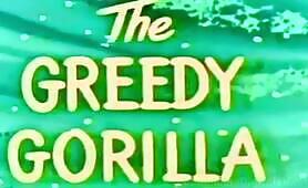 CB33-PR- The Greedy Gorilla- PREVIEW