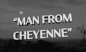 Man From Cheyenne Trailer